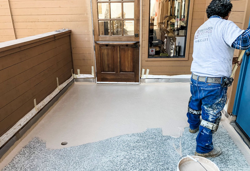 Deck Waterproofing Laguna Beach