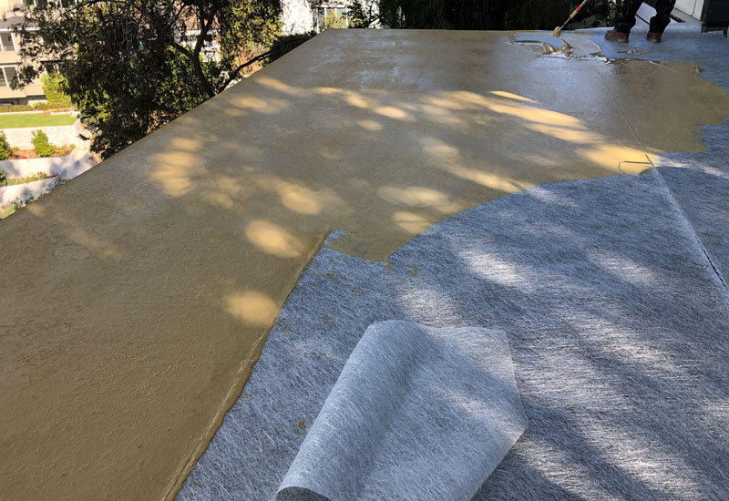 Fiberglass Deck Waterproofing Laguna Beach, CA