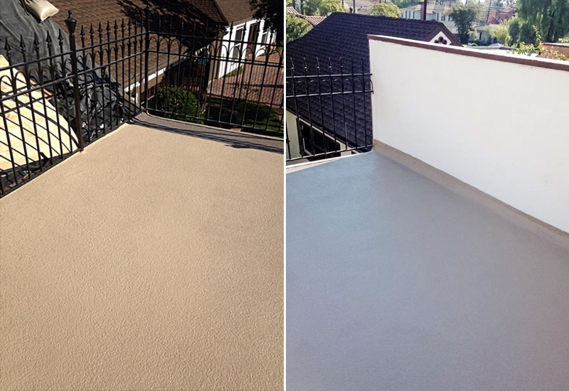 Historical Waterproof Deck Corona Del Mar