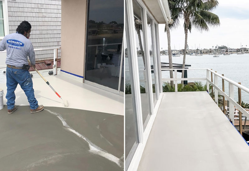 Life Specialty Coatings Waterproofing System