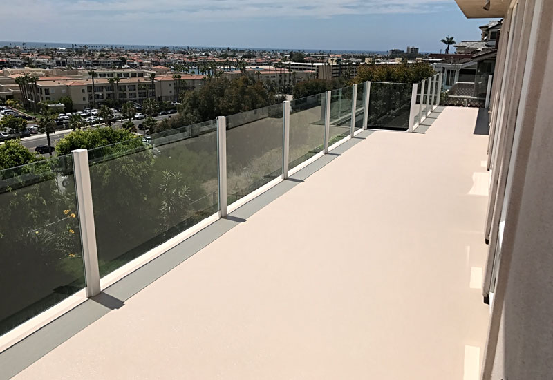 Newport Beach, CA Waterproofing & Deck Coating