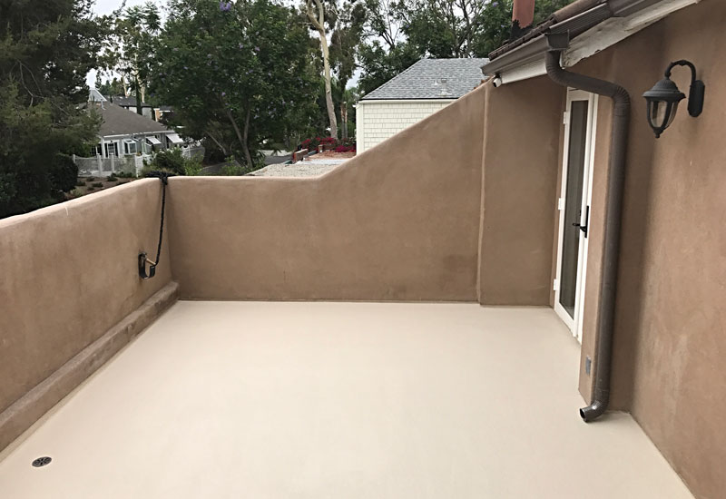 Rancho Santa Margarita Deck Waterproofing