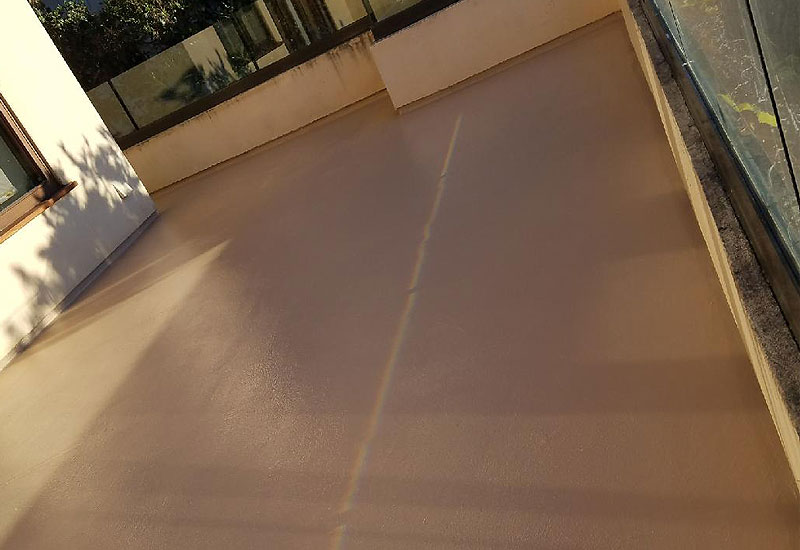 Laguna Beach Waterproof Patio Deck Coating System