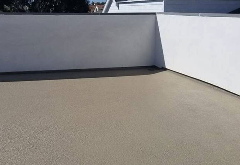 Waterproof Deck System Corona Del Mar