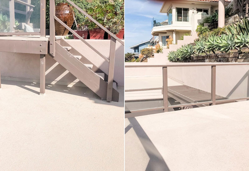 Waterproof Deck Laguna Beach