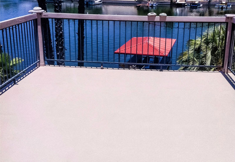 Waterproof Deck Lake Forest