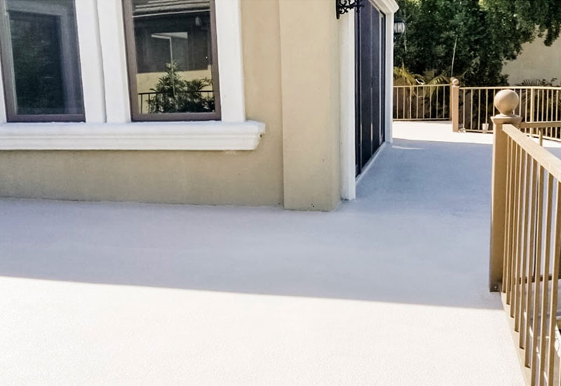 Waterproof Deck Mission Viejo