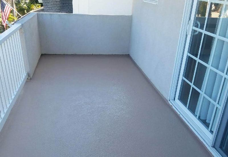 Waterproof Deck Orange County