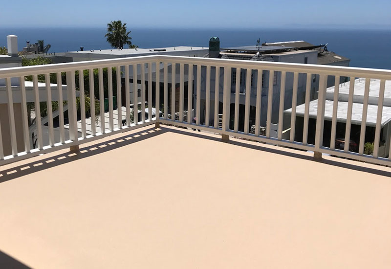 Deck Repair & Recoating Services in Laguna Beach