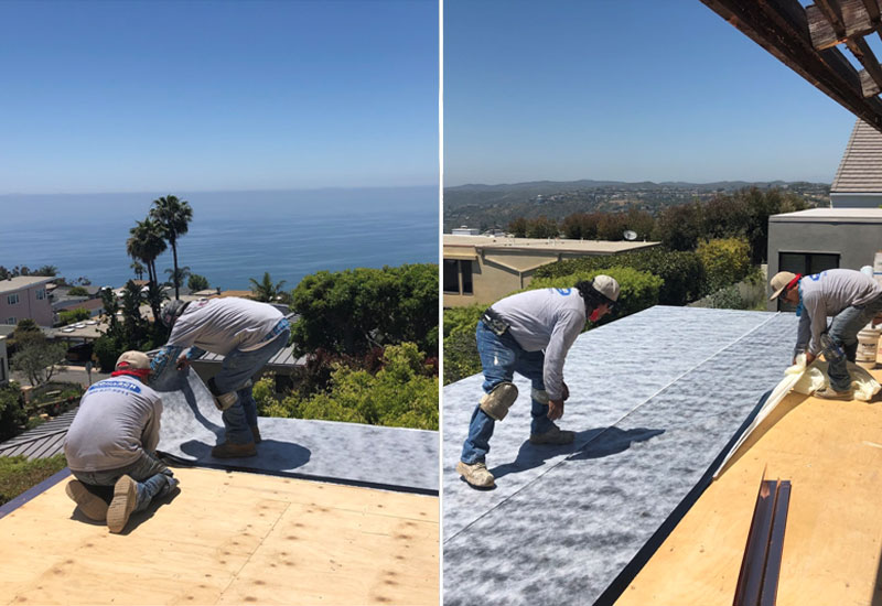 New Construction Waterproofing Services in OC, CA